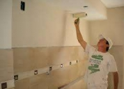 Pintores profesionales con experiencia en lima