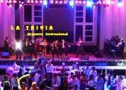 Orquesta para fiesta de año nuevo en lima orquesta la trivia