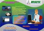 Sistema de colas con software para recepcion con software/maxsotec eirl/solicitelo ahora