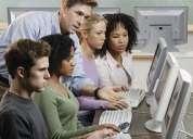 Capacitacion en computacion a trabajadores