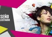 Diseño gráfico publicitario, audiovisuales, marcas.