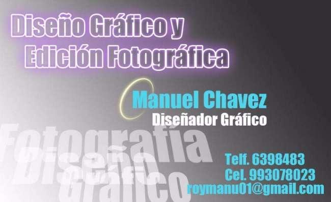 Oportunidad! Retocador Fotográfico Independiente