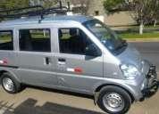 alquilo excelente minivan desde s/. 50 por día., lima