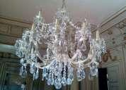 Limpieza de arañas de cristal arnolds en miraflores -aprovecha ya!