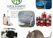 Servicio de fumigacion de casas, pulga de perro, eliminacion de rata
