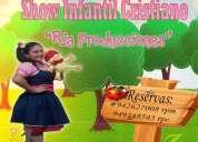 Show infantil cristiano en trujillo