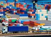 Transporte de contenedores secos y refrigerados.
