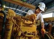 ReparaciÓn de maquinaria pesada, contactarse.