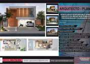 Arquitectura,planos, diseÑo de interiores.