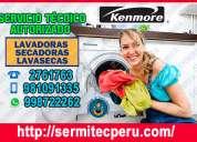 Servicio de reparaciÓn y mantenimiento de la marca(7378107)- kenmore- san borja