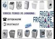 Servicio tecnico de lavadoras frigidaire 953736157 lima sp .