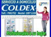 «right now !!» coldex« servicio técnico secadoras ((comas))