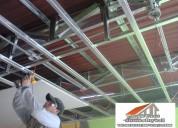Drywall peru se brinda servicios de instalaciones drywall arq&const telf: 991747152
