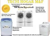 Reparaciones mantenimiento de secadoras whirlpool 7338618 lavadoras