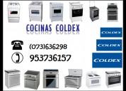 Servicio tecnico de cocinas * coldex 953736157* lima