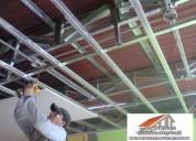 Drywall peru instalaciones drywall.
