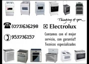 Servicio tecnico de cocinas electrolux 953736157 lima