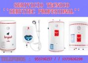 Servicio tecnico de termas bryant 953736157 lima