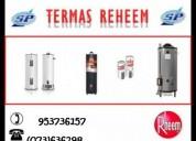 Servicio tecnico de termas rheem 953736157 lima -surco