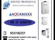 *-* servicio tecnico de termas aquamaxx 953736157 lima *-*