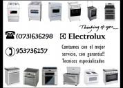 Servicio tecnico de cocinas electrolux 953736157 lima.