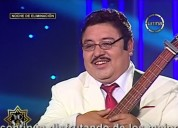 Vive la musica criolla en vivo