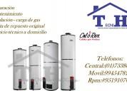 Servicio técnico de termas y termotanques (calorex) (01)410-8759 en lima