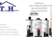 Servicio técnico de termas calorex reparación 7338618 mantenimientos 410-8759