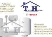 Servicio técnico de reparaciones mantenimiento de termas bosch 7338618 a domicilio 410-8759