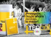 Teo cell kids protege y defiende a sus hijos de las enfermedades