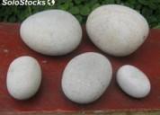 Piedra de canto rodado para filtros de agua