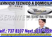 ((whirlpool-lince)) 7378107-tecnicos en reparaciones de lavasecas