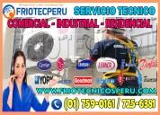 Lideres en mantenimientos  preventivos de aire acondicionado 7590161 - chorrillos