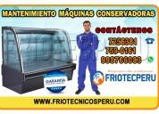 Servicio técnico de camaras de frio 7256381 comercial –industrial - lima