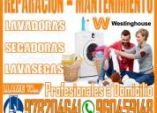 [[ instalaciones calificados ]] 960459148 = los olivos** westinghouse - lavadoras- secadoras