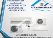 Servicio técnico mantenimiento   de aires acondicionado 4108759