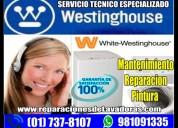 **/-servicio calificado//7378107-white westinghouse*