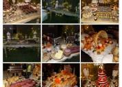 Decoracion para eventos, toldos, estrados, catering, menaje, tortas, buffets, eventos en general