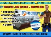 Mantenimiento y servicio tecnico maquinas exhibidoras 7590161 - miraflores