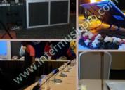 Traduccion  audio conferencias todo peru www.intermusicpro.com  cel. 997163010