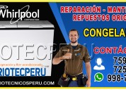 Servicio técnico cámaras frigoríficas  7590161 en miraflores