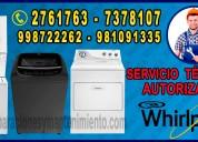 7378107•reparaciones de centro de lavado whirlpool en barranco
