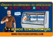 Tecnicos en repararacion de (( maquinas exhibidoras )) 7590161 en surquillo
