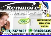 981091335«servicio técnico de centro de lavado kenmore en san miguel