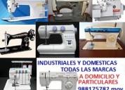 Servicio técnico para máquinas de coser a domicilio.todo lima y callao