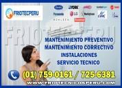 4«reparación de aire acondicionado 7590161»lennox»en lince«