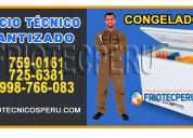 A su servicio !!«7590161»reparacion de conservadoras»san isidro«