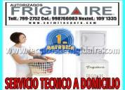 981091335//asistencia técnica de centro de lavado frigidaire en  comas