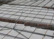 Ladrillos de tecnopor para techos