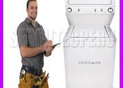 7378107,reparación  de centro de lavado frigidaire